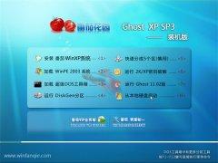 番茄花园Windows xp 精心装机版 2021.04