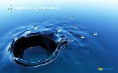深度技术win7 64位 免激活免费抢先版v2021.10